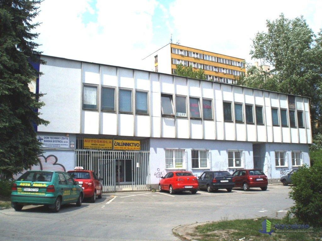 Dom techniky ZSVTS, Zasadacia miestnosť, Kukučínova 8, Banská Bystrica