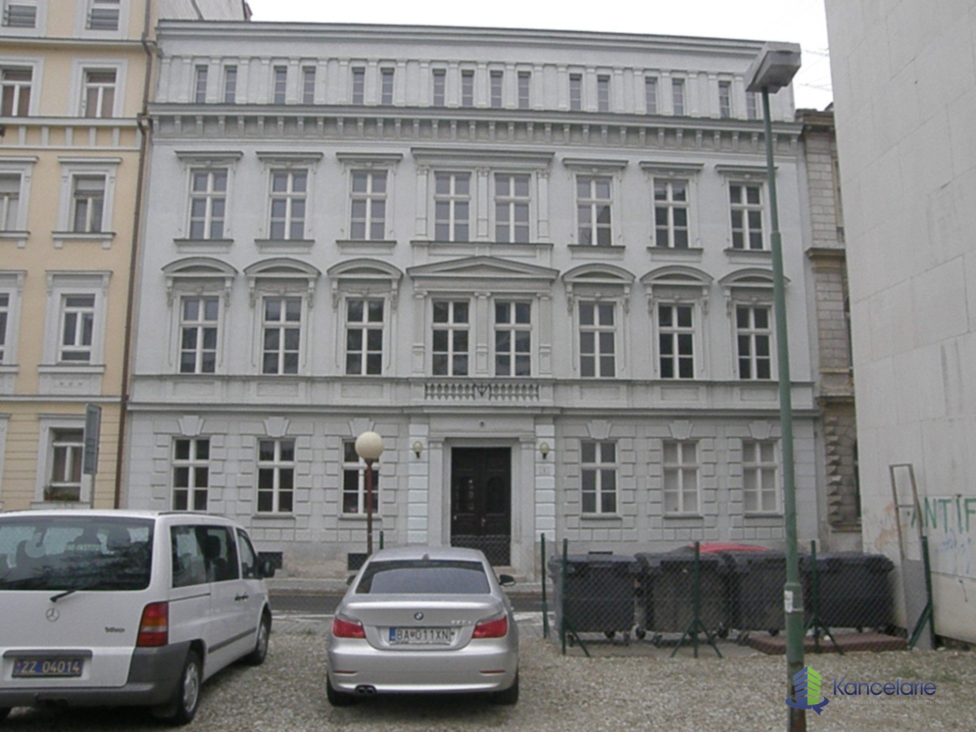 AB Konventná, Kancelárske priestory, Konventná 9, Bratislava