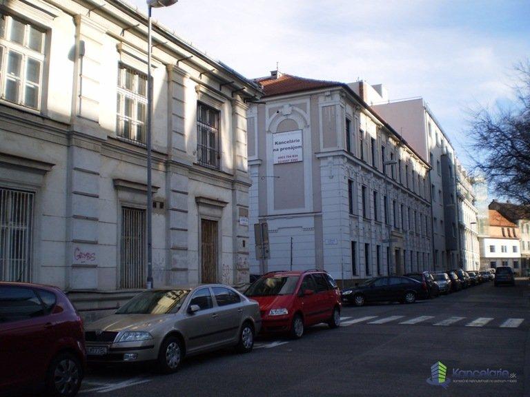 Administrativna budova, Kancelárske priestory, Lazaretská 3, Bratislava