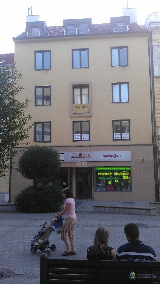 KURTIS, Kancelárie, Štefánikova 6, Nitra