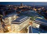 Apollo Business Center II bloky F-H, Kancelárske celky, Mlynské Nivy 47, Bratislava