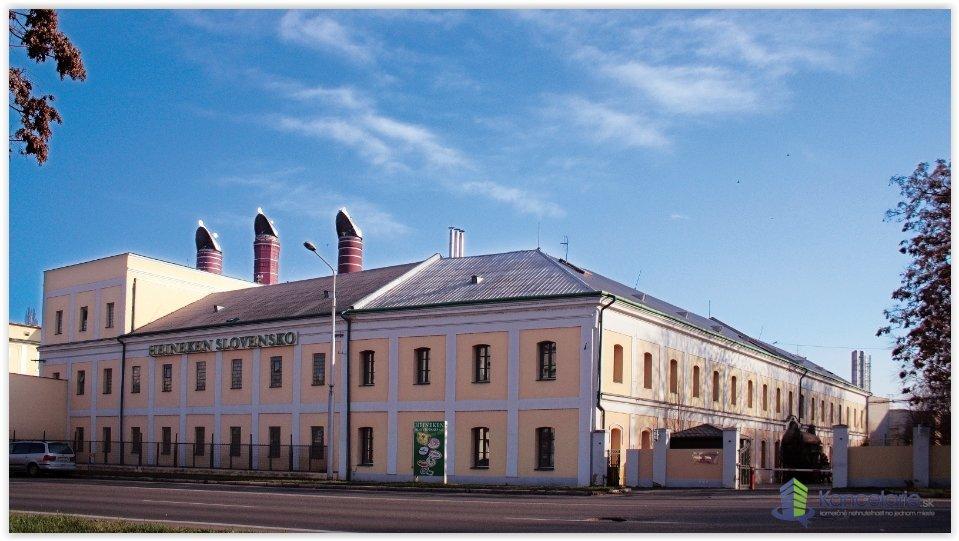 Administratívna budova Pivovar, Kancelárie, Štefánikova trieda 71, Nitra