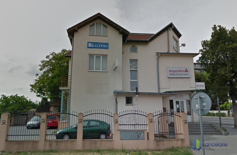 Administratívna a obchodná budova, Kancelárske priestory, Čsl. armády 46, Topoľčany