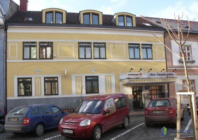 Allianz - Slovenská poisťovňa, a.s., Voľné kancelárie 2. N.P. Ružomberok, A.Bernoláka 7, Ružomberok