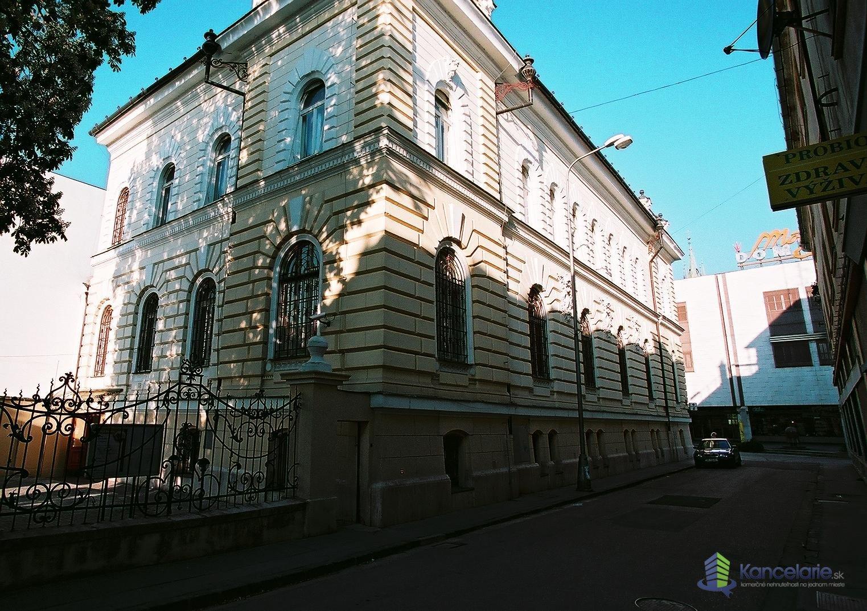 OTP Buildings, Kancelárie v centre 1.poschodie, Štefánikova trieda 9, Nitra