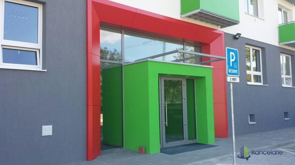 Ružinovská Jednička, samostatne - 4 kancelarie +socialne záz., Ružinovská 1, Bratislava