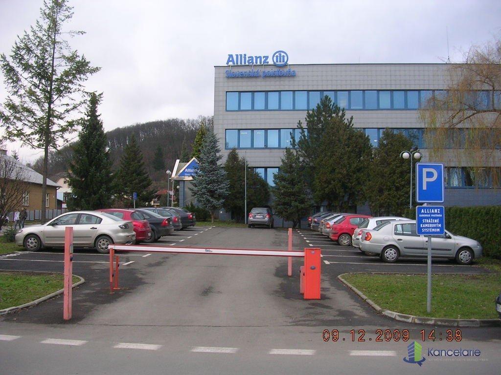AB Allianz - Slovenská poisťovňa, a.s., Kancelárie, Dobrianskeho 1651, Vranov nad Topľou