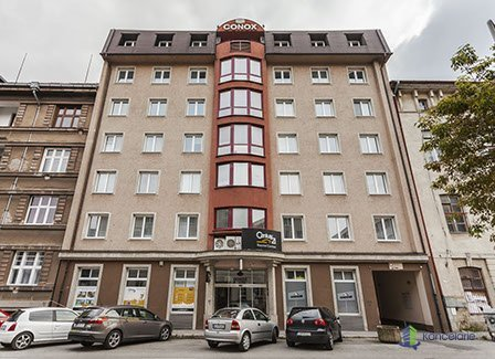 CONOX trade centre, nebytový priestor č.2 - Vodná 3, Garbiarska 5, Košice