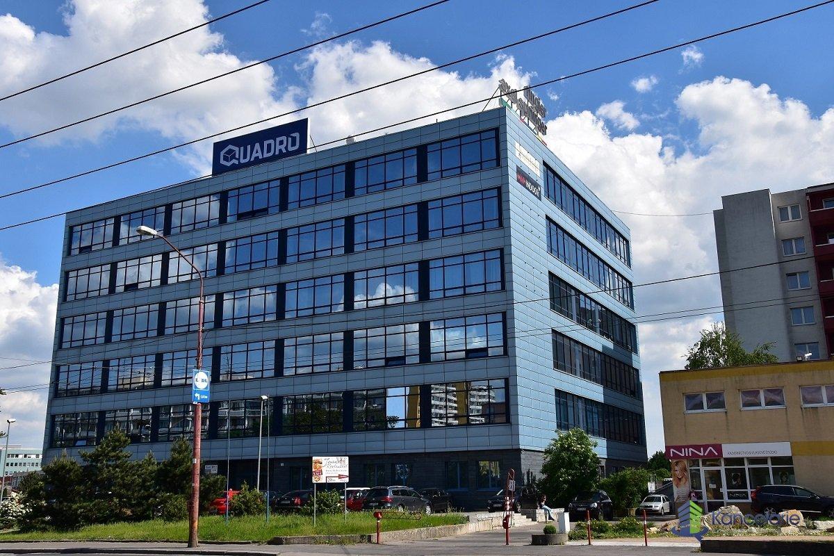 QUADRO, 5.poschodie, Prievozská 14, Bratislava