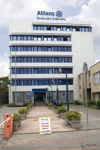 AB Allianz - Slovenská poisťovňa, a.s., Kancelária 3.10, Námestie SNP 98/2, Zvolen
