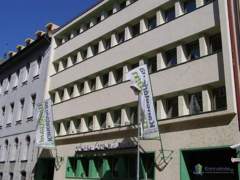 OTP Buildings, Tallerova 10 : kancelárie na 5. posch, Tallerova 10, Bratislava