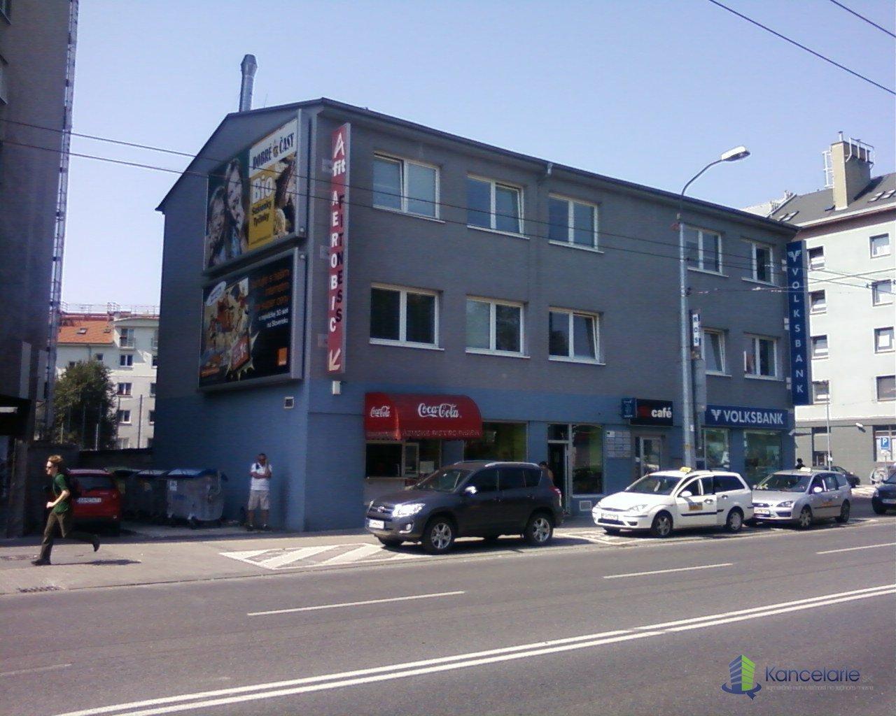 AB, Kancelária na 2.poschodí, Miletičova 44, Bratislava