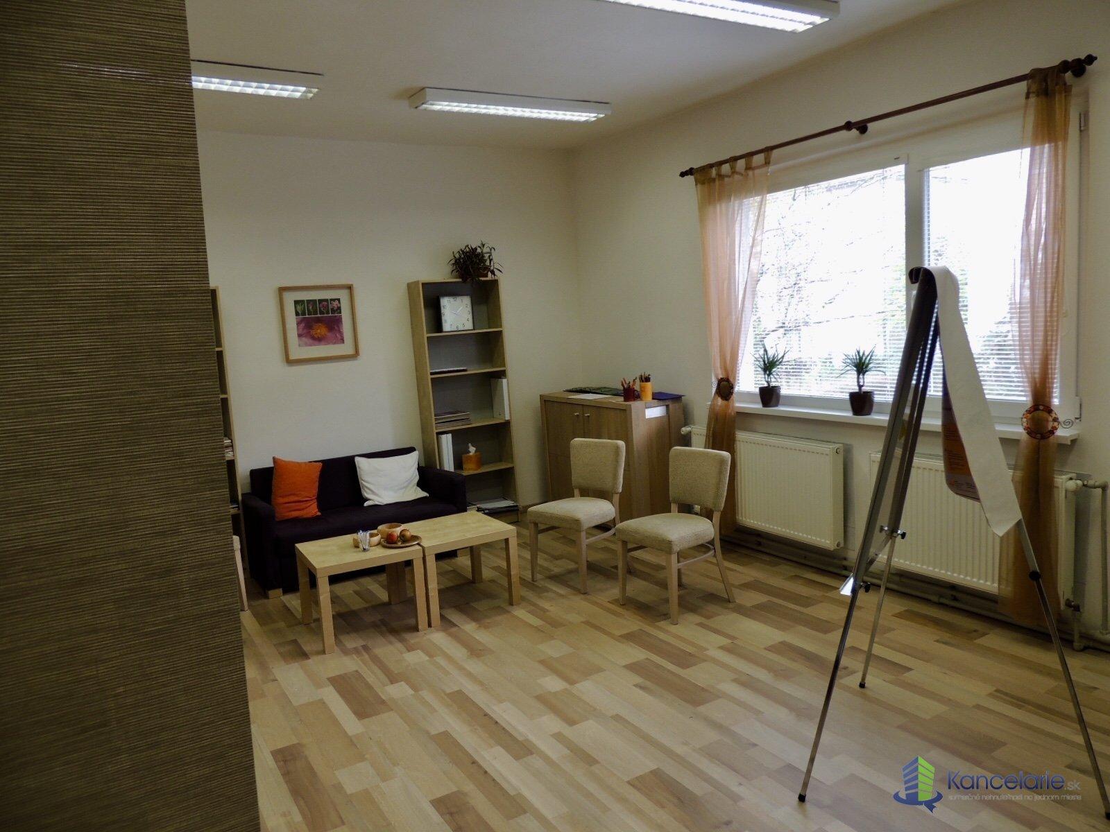 Vydavateľstvo PRÍRODA, Kancelárske priestory, Koceľova 17, Bratislava