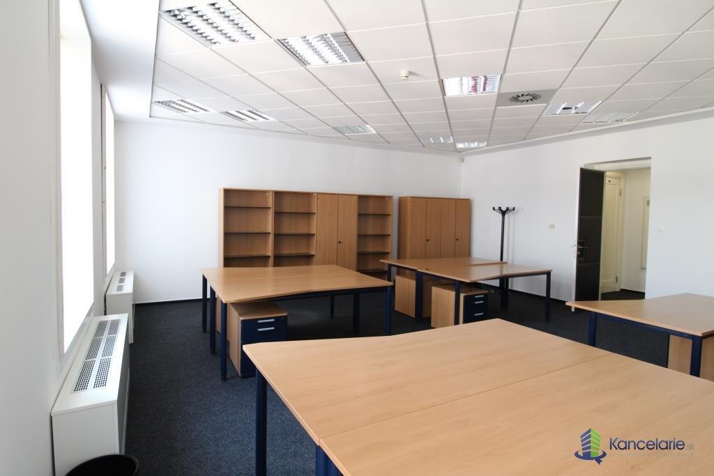 Kancelárske priestory, kancelárske priestory - 219,68m2, Gorkého 3, Bratislava