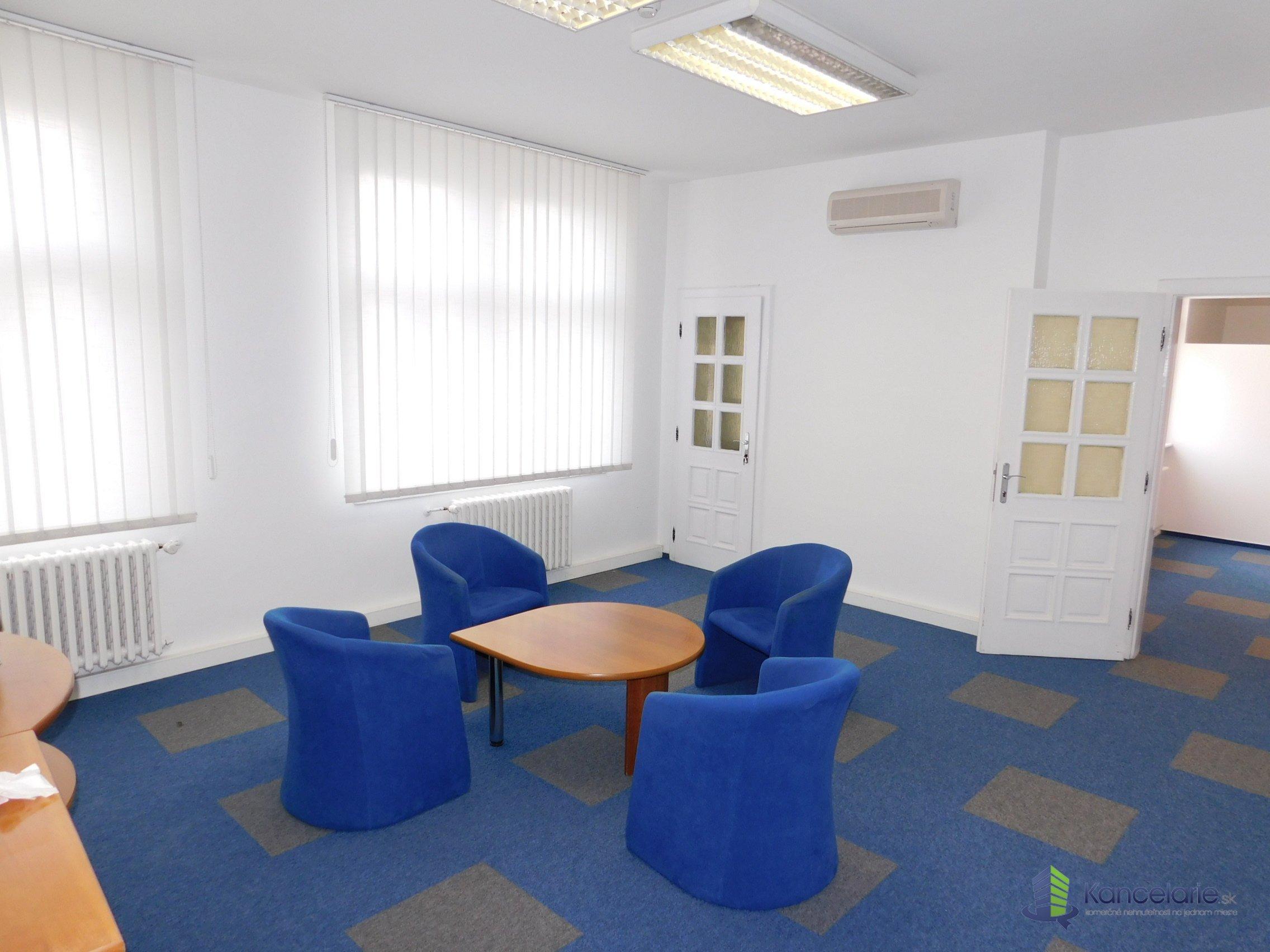Štefánikova, Open office + 2 kancelárie, Štefánikova 22, Bratislava