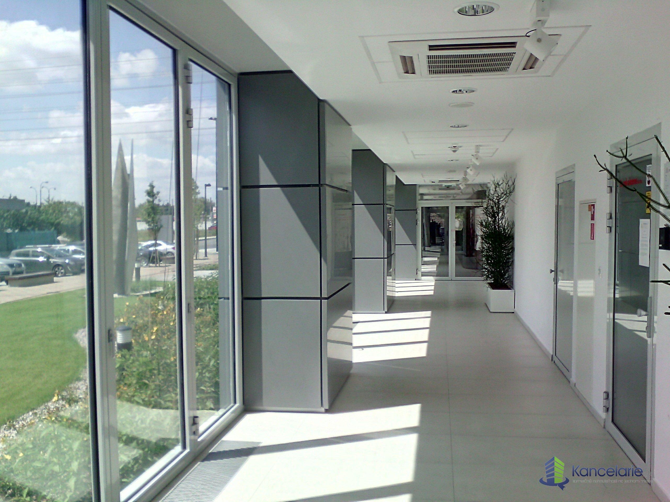 Matador Business Center / Hlavná budova, Admin. budova - 161,73 m2, Bojnická 3, Bratislava