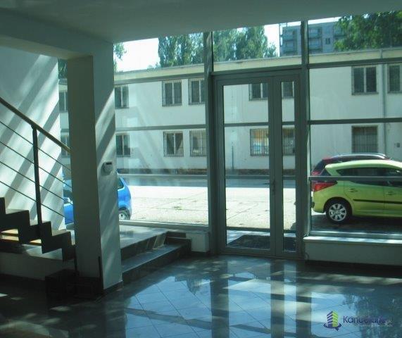 Administratívna budova, Slovnaft, Administratívno-obchodné centrum Slovnaf, Vlčie hrdlo 60, Bratislava