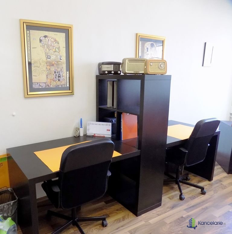 Administratívna budova, Čiastočne zariadená kancelária, Račianska 72, Bratislava
