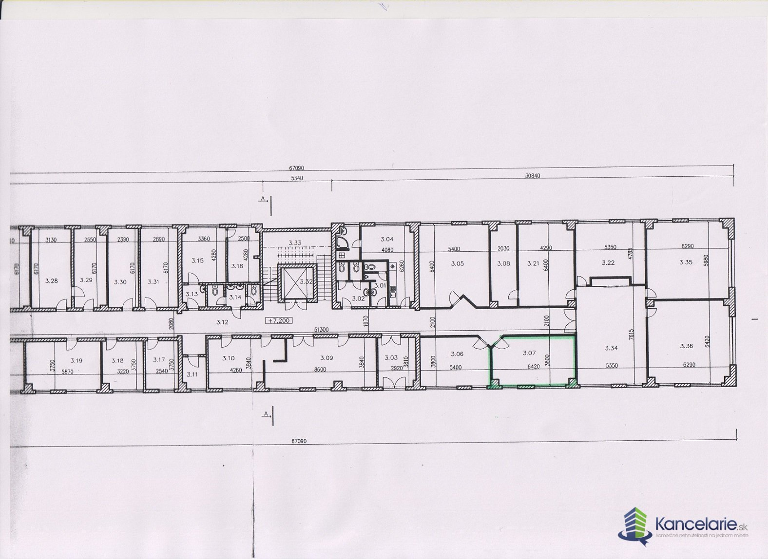Agrimex spol. s r.o. (AMEX Park), Kancelária APB II č. 3.07, Púchovská 12, Bratislava
