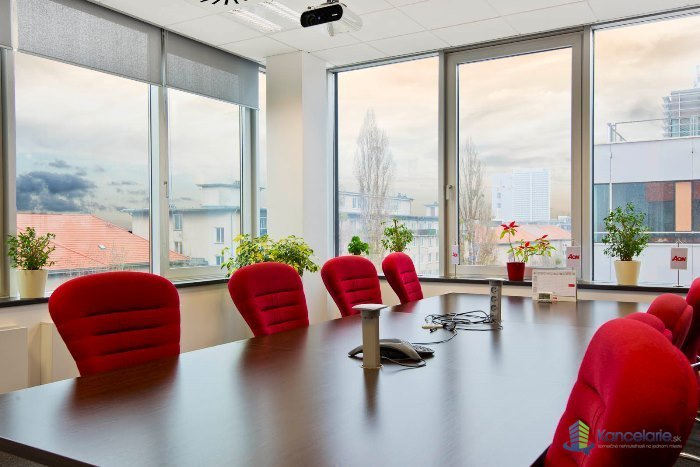City Business Center 5, Karadzicova, CBC 5, Karadžičova ul., Karadžičova 16, Bratislava