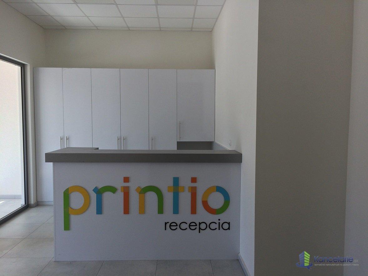 Printio, Kancelárske priestory, Kragujevská 1, Žilina