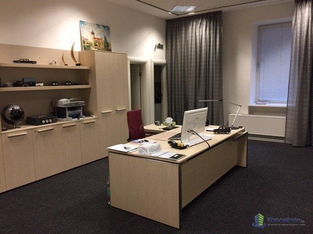 Kancelárske priestory, Kancelárske priestory na 1.poschodí, Gorkého 3, Bratislava