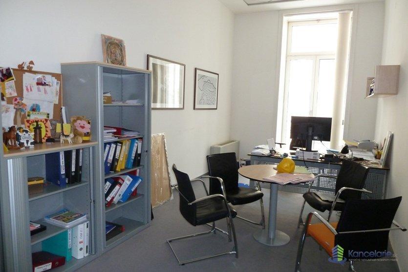 Kancelárske priestory, Kancelársky celok - 331,76 m?, Gorkého 3, Bratislava