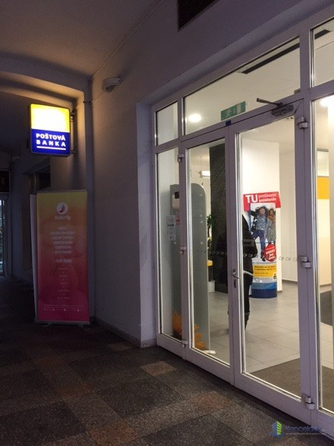 Kancelárske priestory, Obchodný priestor - 103,04 m?, Gorkého 3, Bratislava