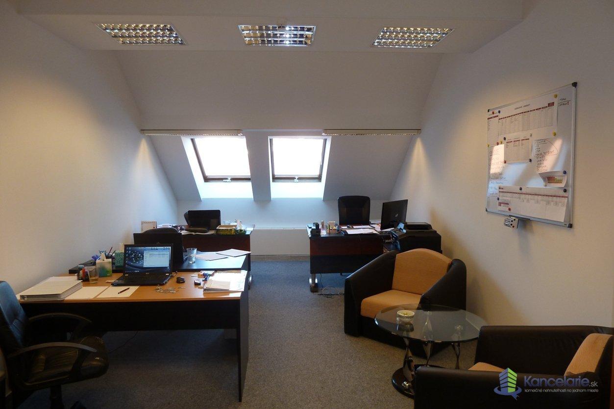 Kancelárske priestory, Kancelárske priestory na 4. poschodí, Gorkého 3, Bratislava