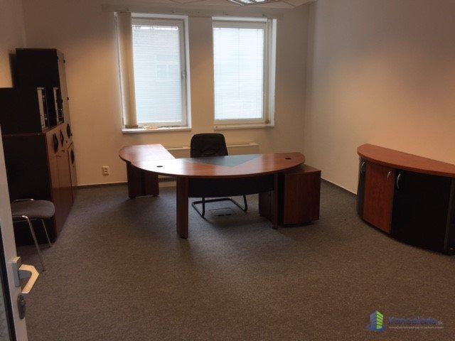 Kancelárske priestory, Kancelárske priestory na 3. poschodí, Gorkého 3, Bratislava