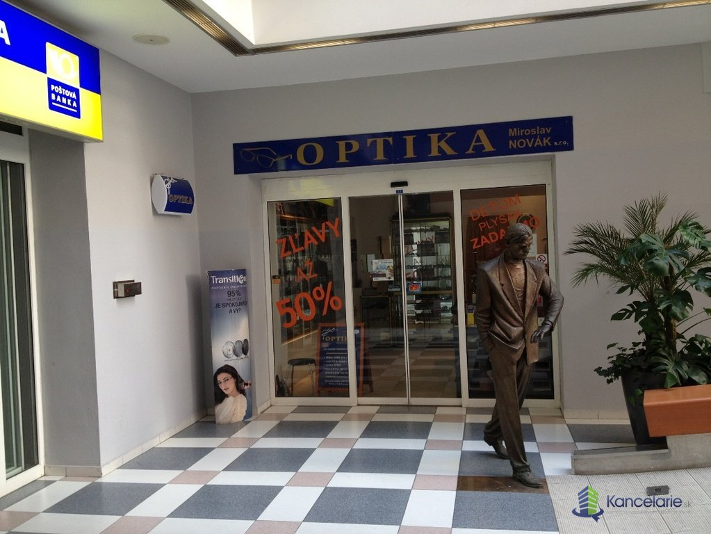 Kancelárske priestory, Obchodné priestory - 19,69 m?, Gorkého 3, Bratislava