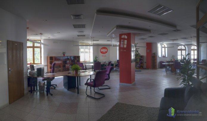 BC Hlinka, Kancelárie na 3. a 4. NP, Hlinkovo námestie 1, Žilina