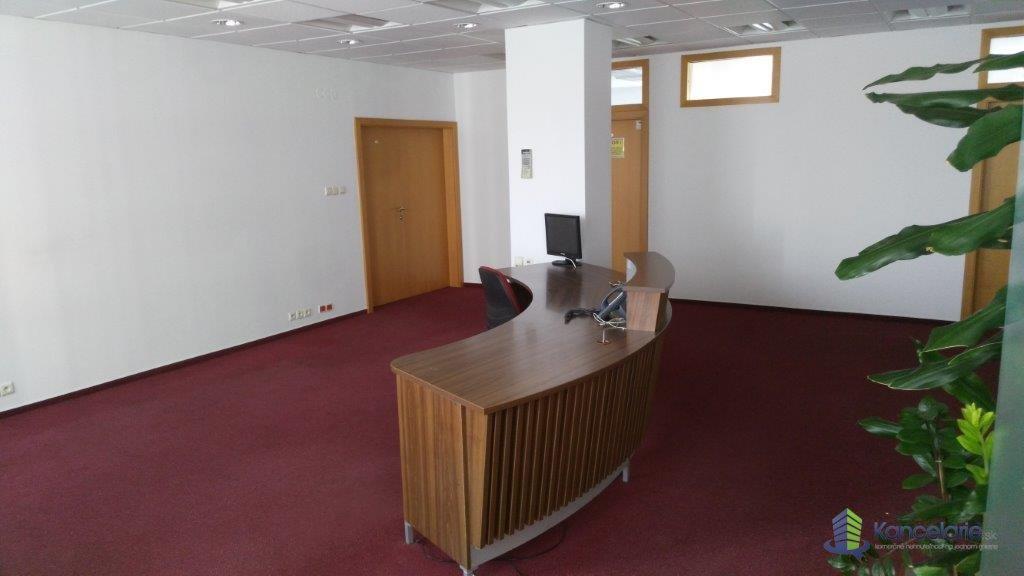 Administratívna budova DOAS, AB DOAS - 4.N.P. - samostatný priestor, Košická 56, Bratislava