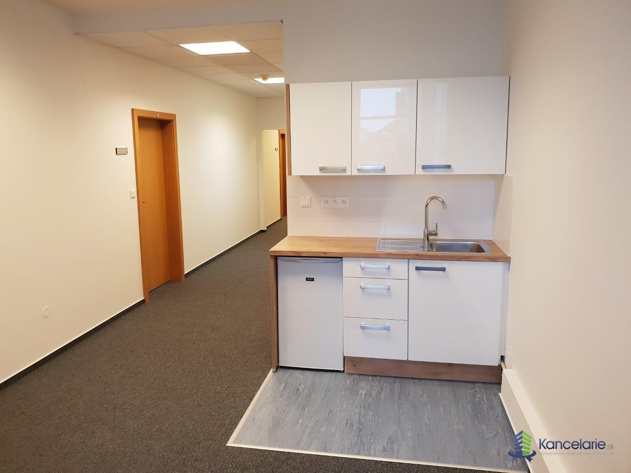 Administratívna budova DOAS, AB DOAS - 4.poschodie flexifloor, Košická 56, Bratislava